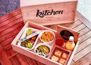Asian Menu - Office Catering | Budapest | The Kitchen Caters