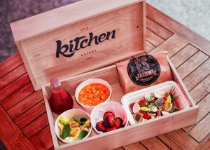 """""""Balance your day"""" Catering Menu by The Kitchen Caters 